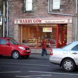 Harry Gow Bakery Tomnahurich St Bakeries 11 Tomnahurich Street