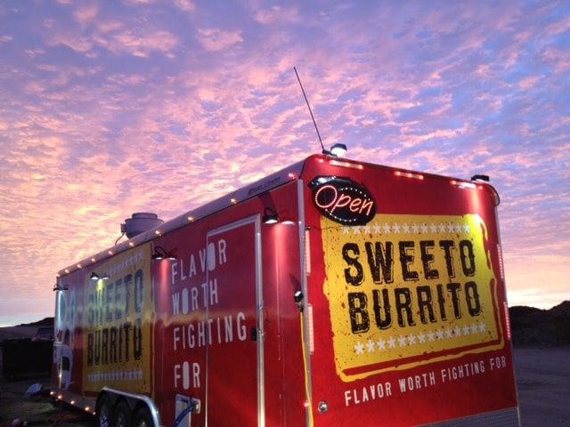 Sweeto Burrito: 112 Montana Ave E, Alexander, ND