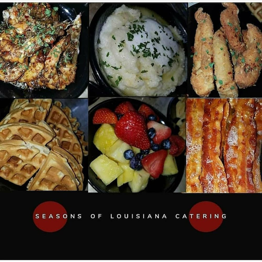 Seasons of Louisiana Catering Company: New Orleans, LA