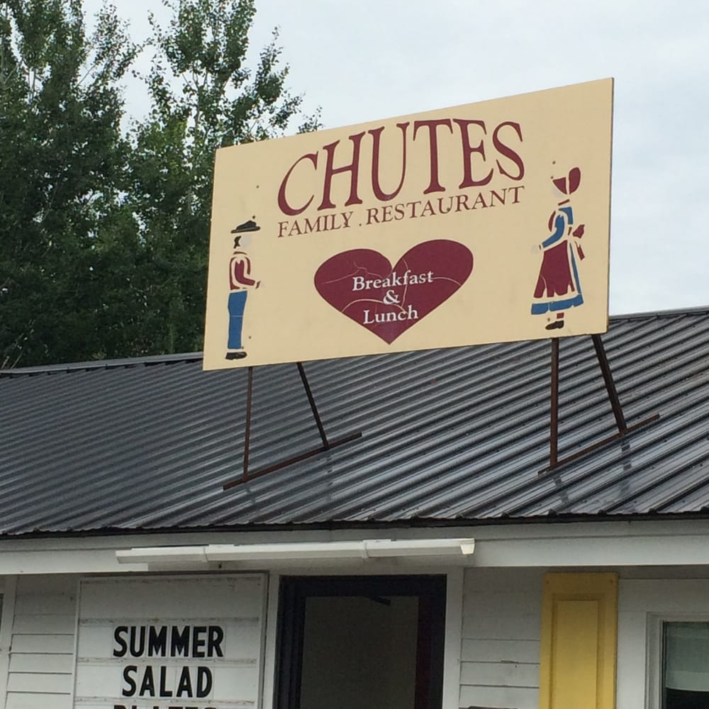 Chute S Family Restaurant Windham Me