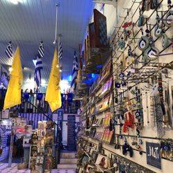 Caras The Greek shop - 10 Photos - Souvenir Shops - 189 Lonsdale St