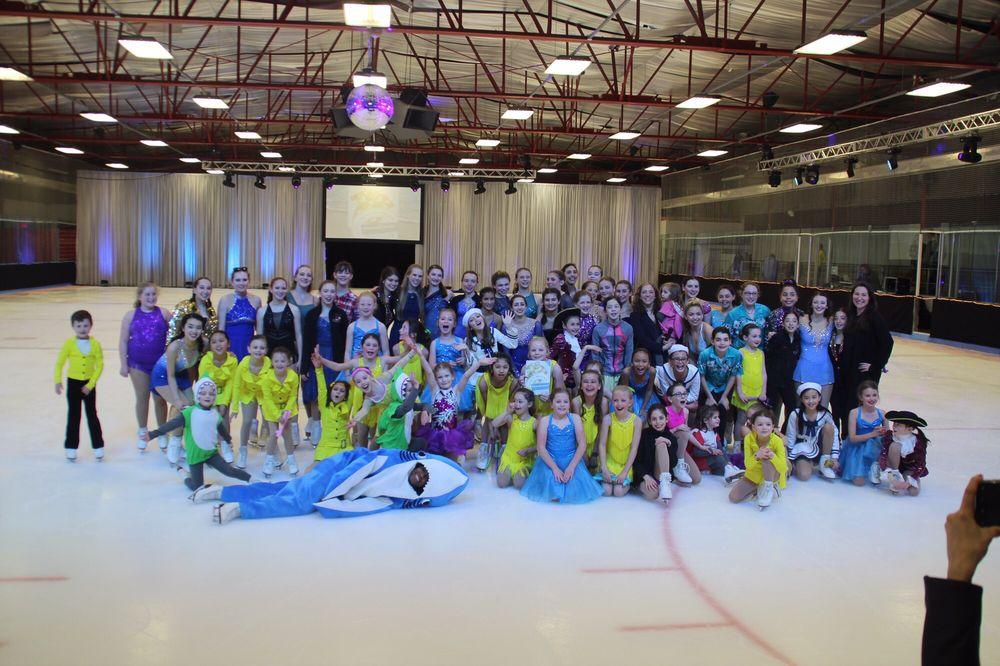 Thornton Park Ice Rink