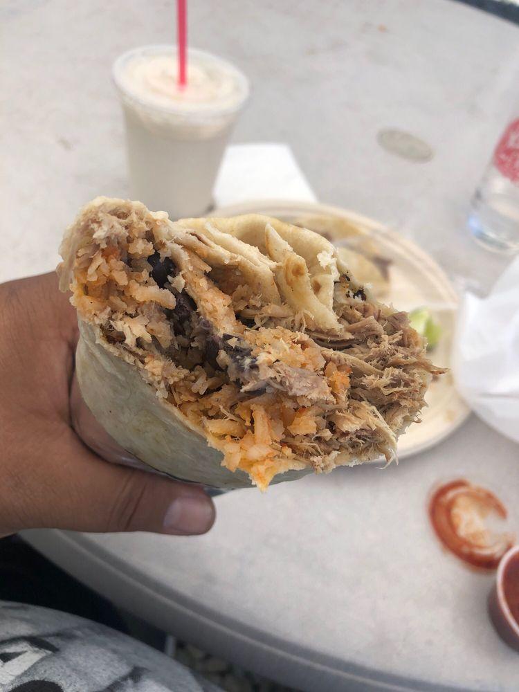 Paco's Tacos: 44851 Highway 101 N, Laytonville, CA