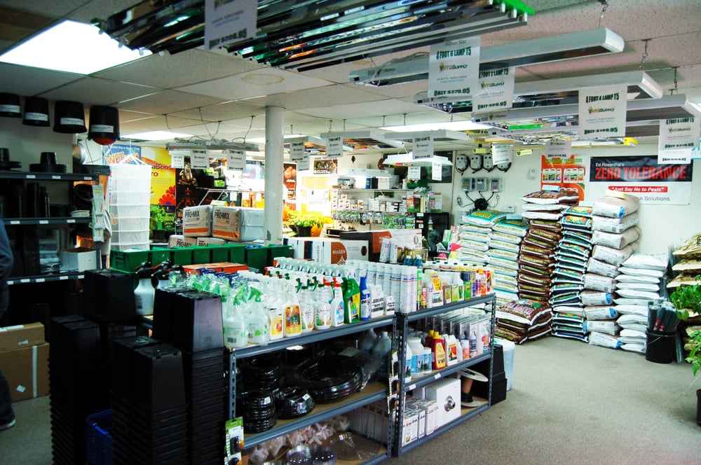 High Tech Garden Supply In Cranberry Township Pa
