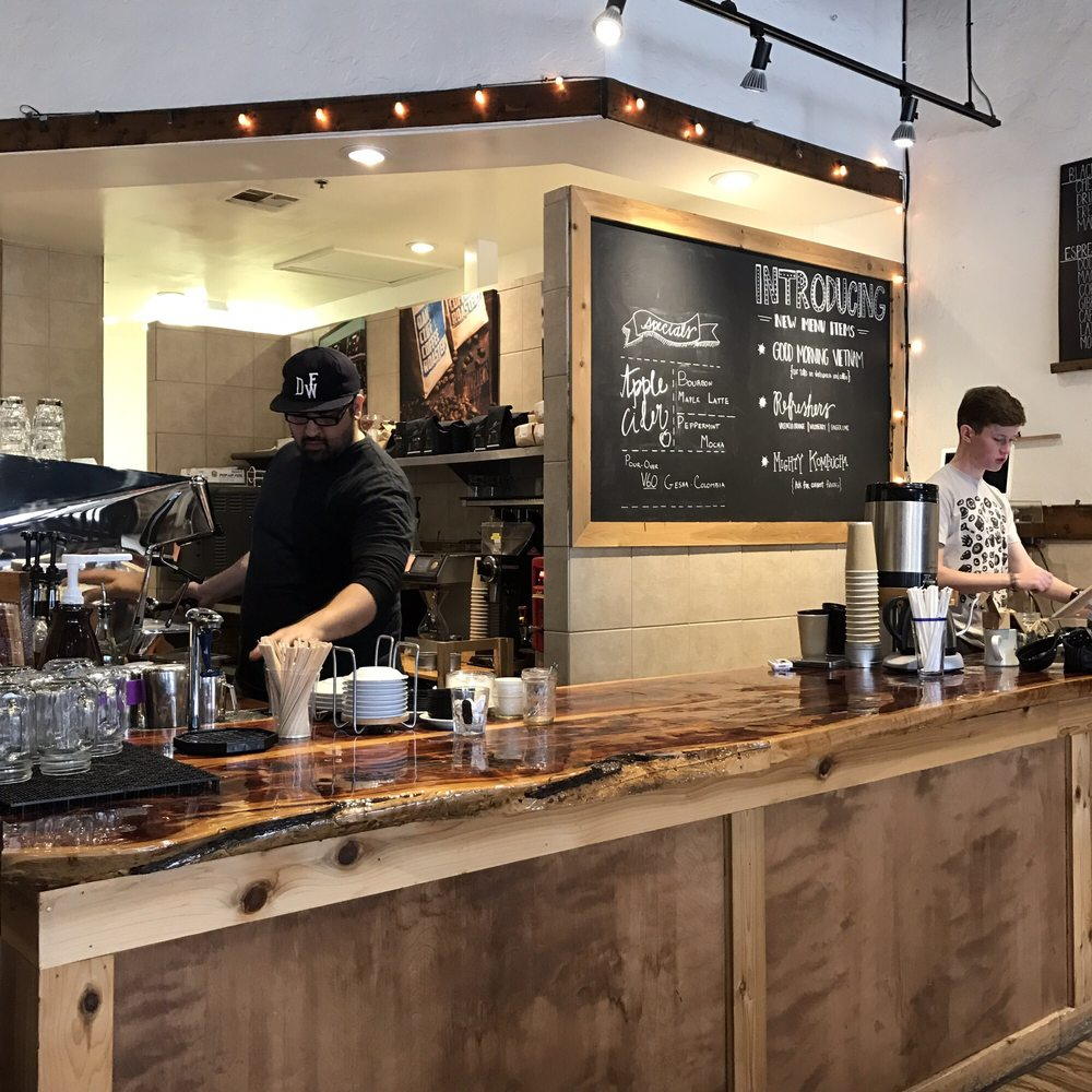 Trio craft coffee 120 photos 113 reviews cafes for Coffee crafts
