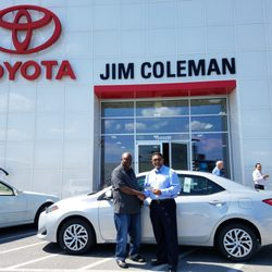 Photo Of Jim Coleman Toyota Bethesda Md United States