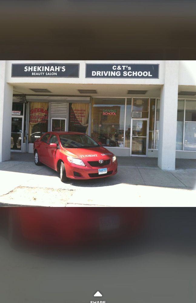 C&T's Driving School: 1225 Main St, Bridgeport, CT
