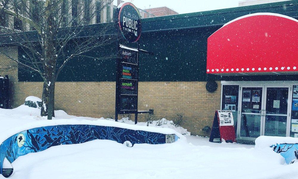 Auburn Public Theater: 8 Exchange St, Auburn, NY