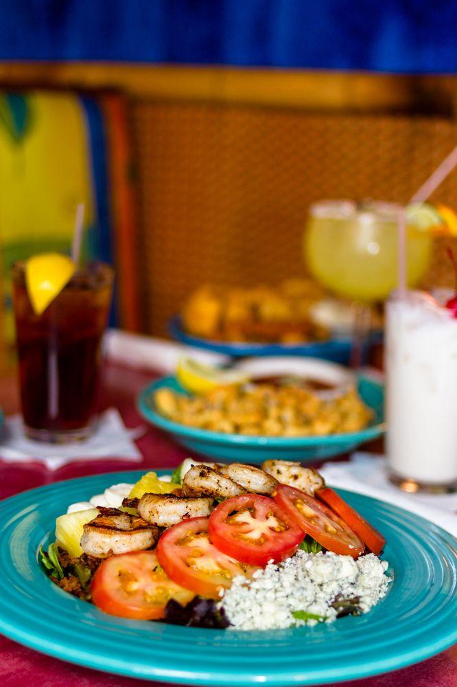 Jack Mackerel's Island Grill: 113 K Ave, Kure Beach, NC