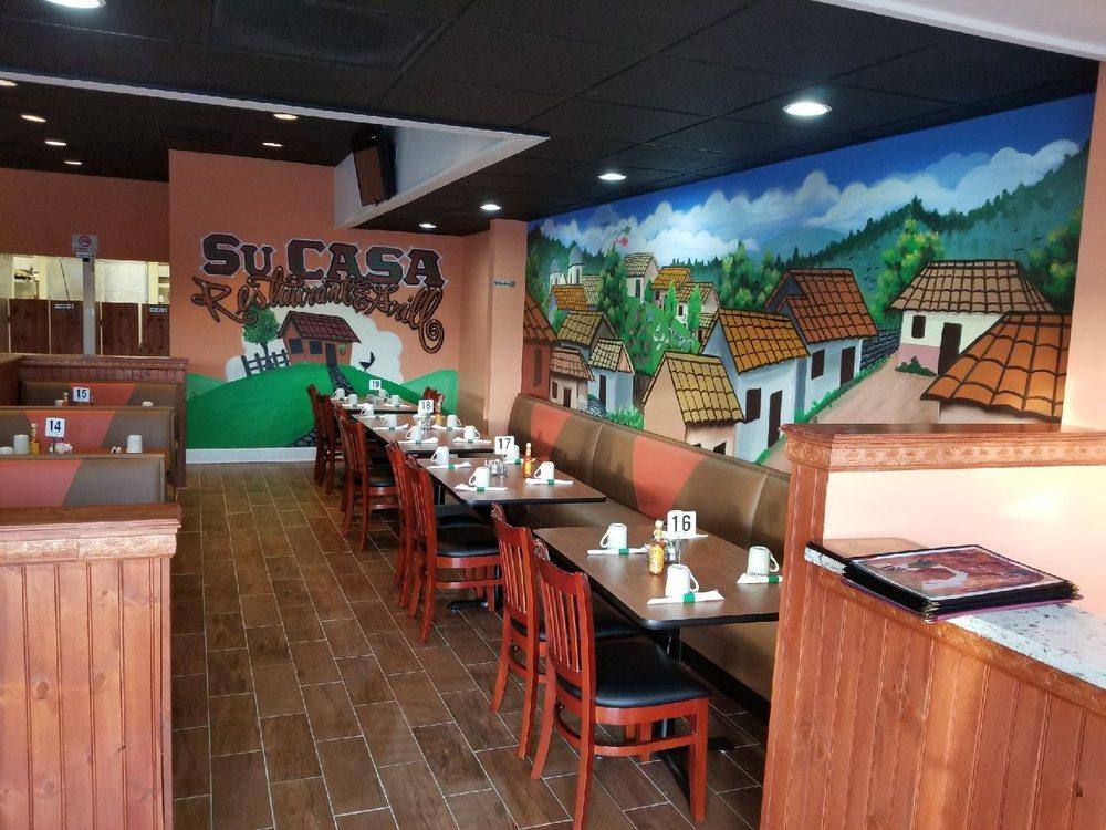 Su Casa Restaurant and Grill