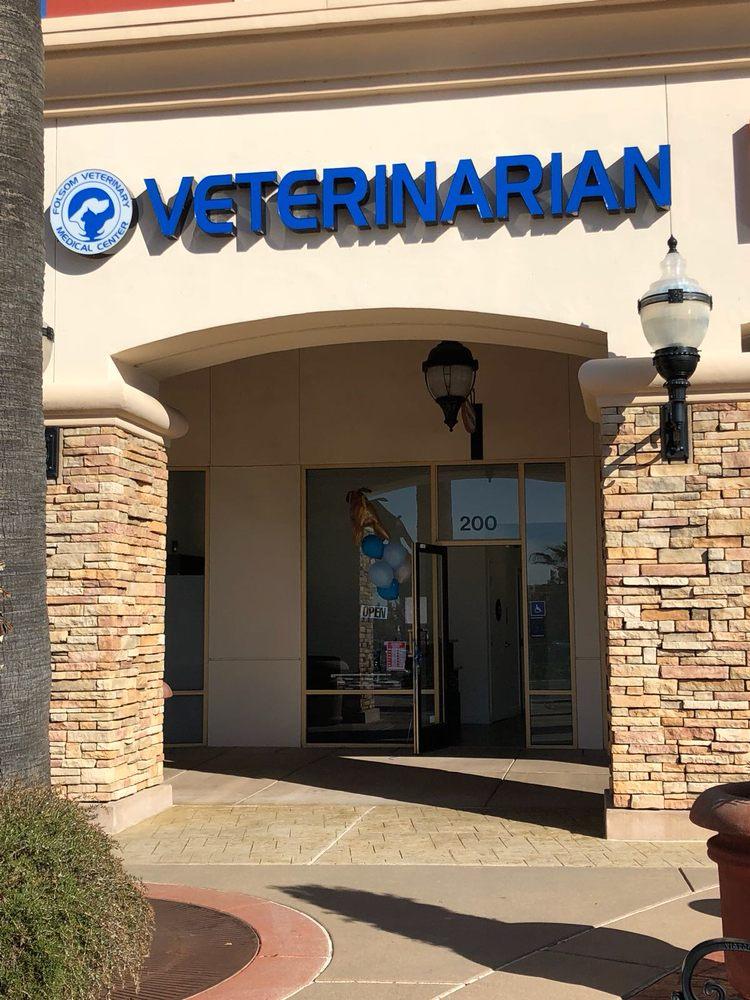 Veterinary Medical Center of Folsom: 2766 E Bidwell St, Folsom, CA