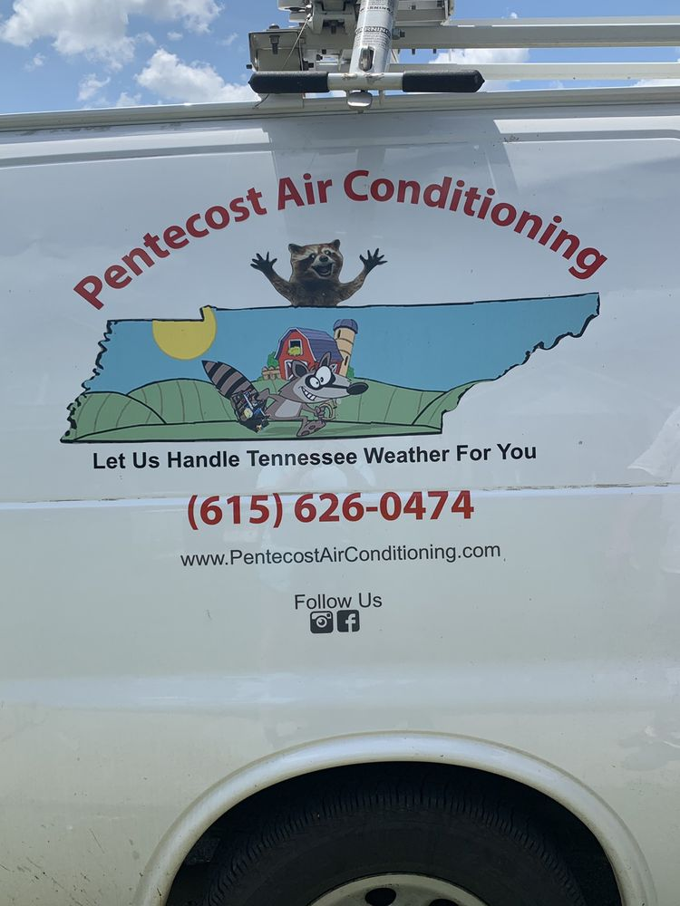 Pentecost Air Conditioning: Cedar Hill, TN