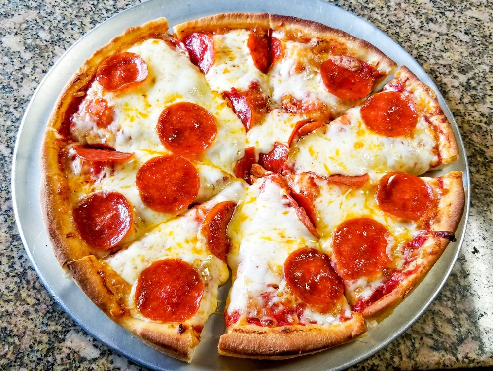 Pizza Haven: 1343 Nh Rt 119, Rindge, NH