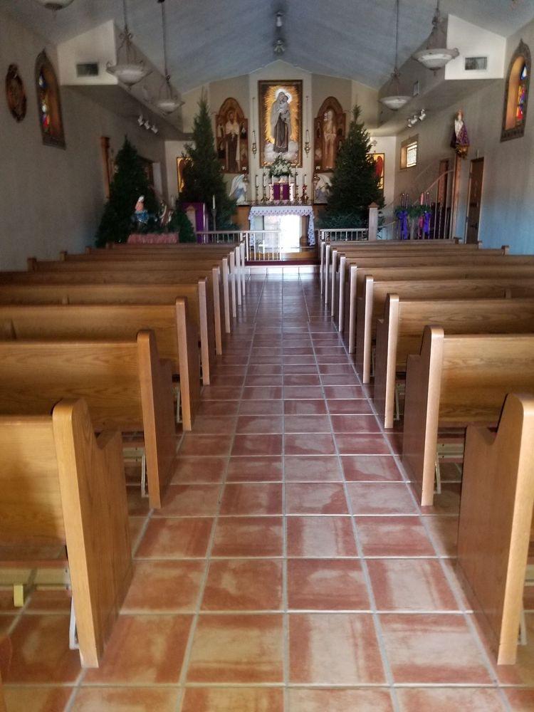 Mount Carmel Hermitage Monks: 1 St Josephs Way, Christoval, TX