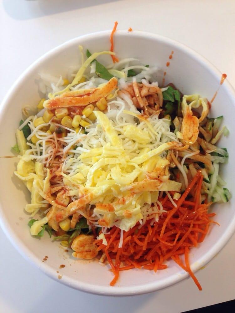 Bibibop asian grill 34 photos 87 reviews asian for Asian cuisine columbus ohio