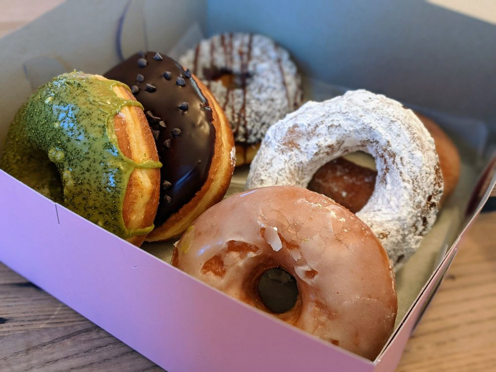 Donut Run: 6904 4th St NW, Washington, DC, DC