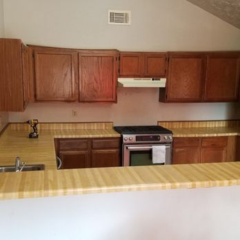 Photo Of Cabinets To Go Houston Tx United States Kitchen Before