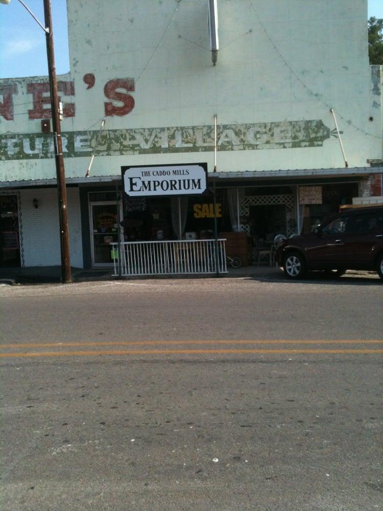 The Caddo Mills Emporium: 2401 Main St, Caddo Mills, TX