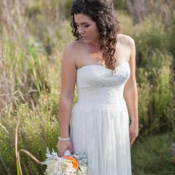 Photo Of The Wedding Day Huntington Beach Ca United States Wearing My