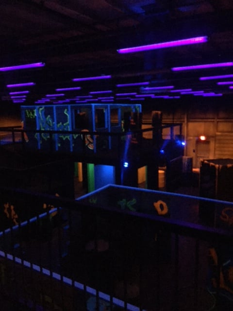 Social Spots from The Lazer Factory