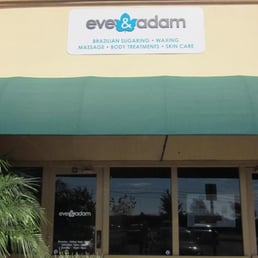 Our storefront yelp for Adam and eve beauty salon in katy