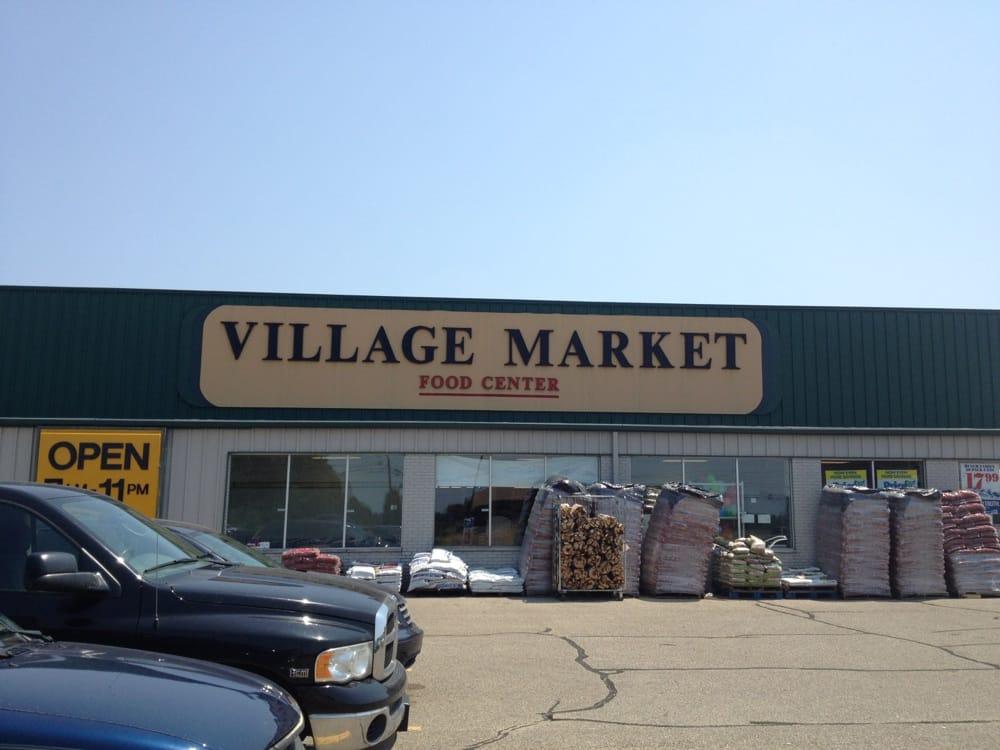 Village Market: 407 S State St, Gobles, MI