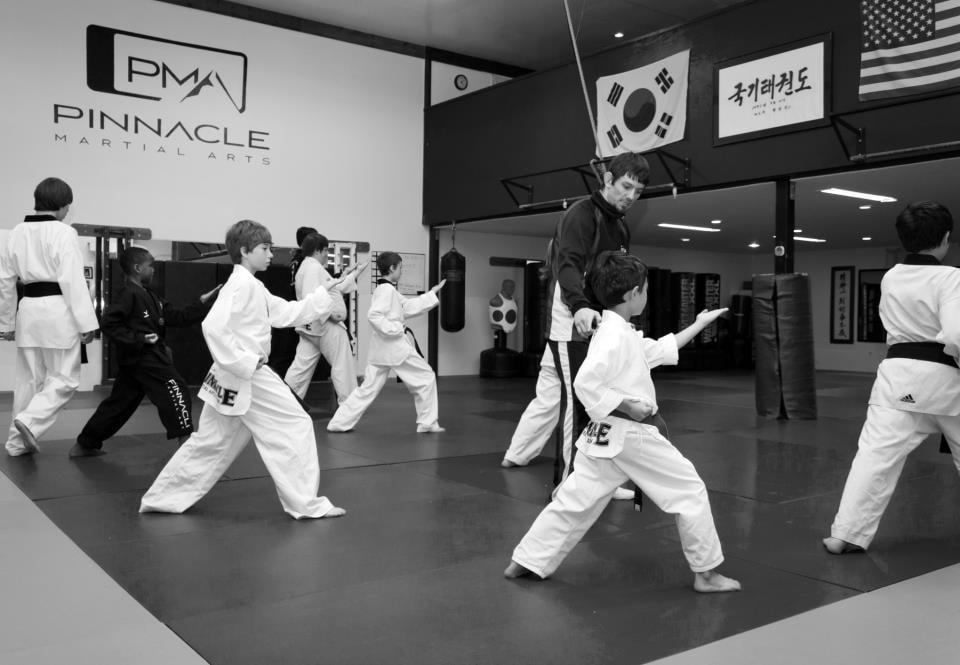 Pinnacle Martial Arts: 9717 160th St E, Puyallup, WA