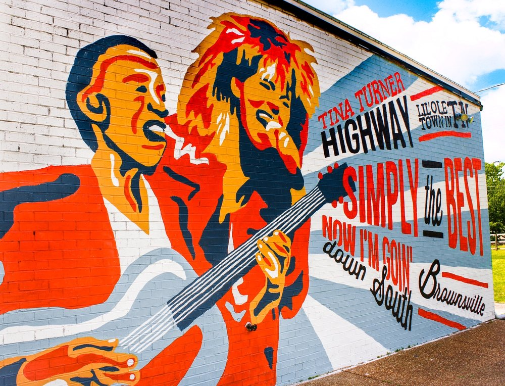 Tina Turner Museum: 121 Sunny Hill Cv, Brownsville, TN