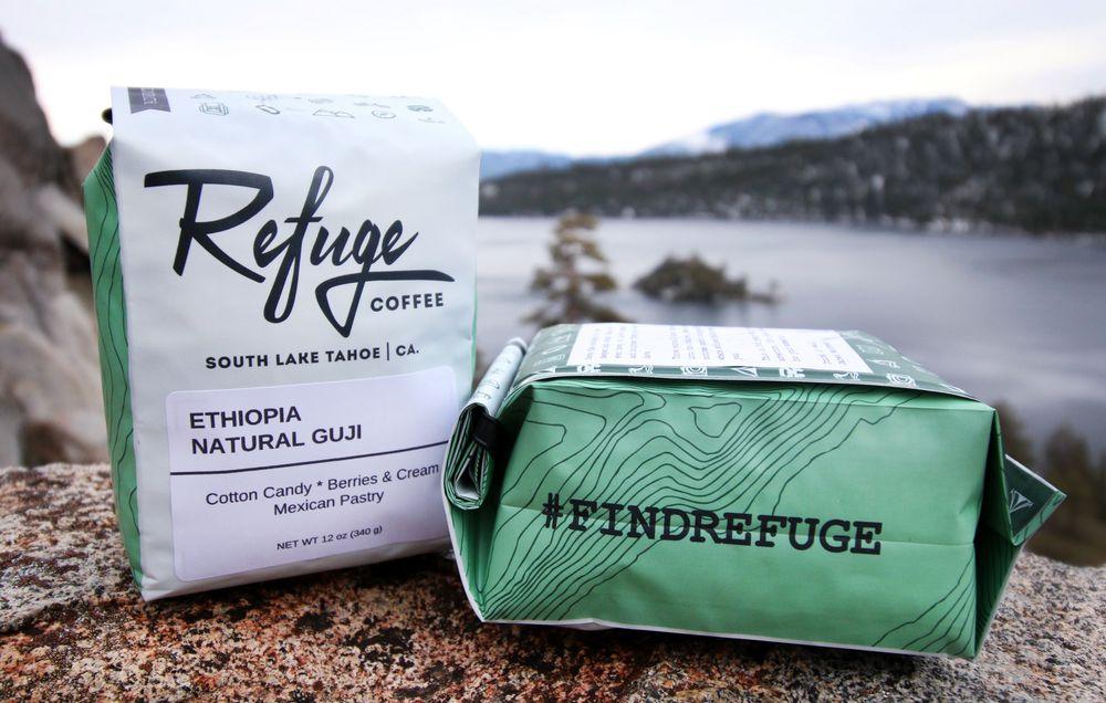 Refuge Coffee: 1259 Emerald Bay Rd, South Lake Tahoe, CA