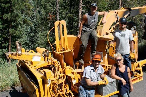 Matt's Tree Services: 8844 Armadillo Trl, Evergreen, CO