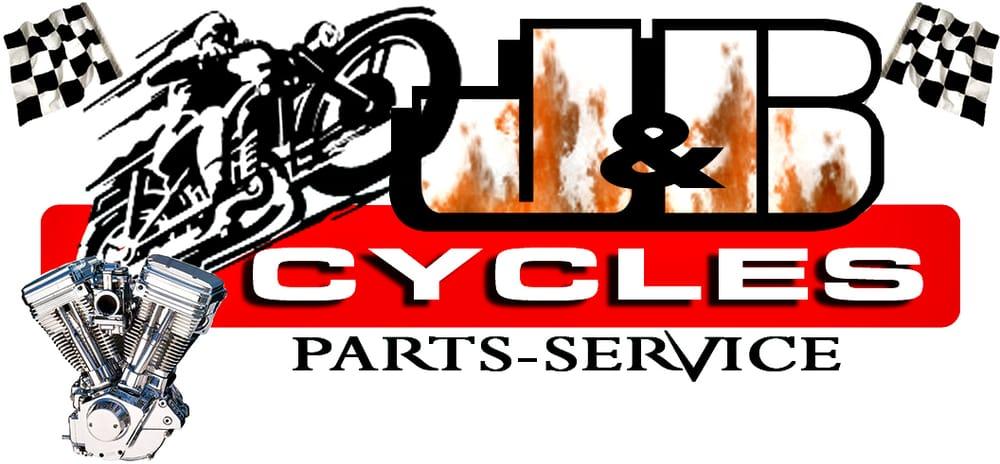 J&B Cycles Parts & Service: 284 S Pine St, Burlington, WI