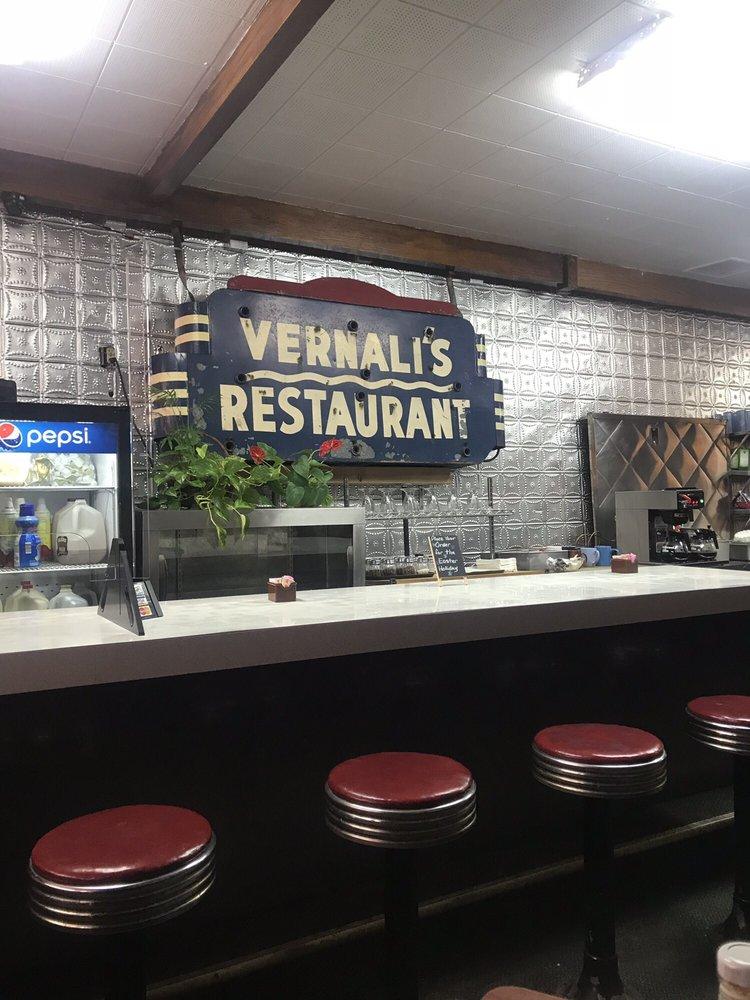Vernalis Restaurant: 32 S Main St, Shenandoah, PA