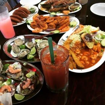 Restaurant Mariscos Oxnard Ca