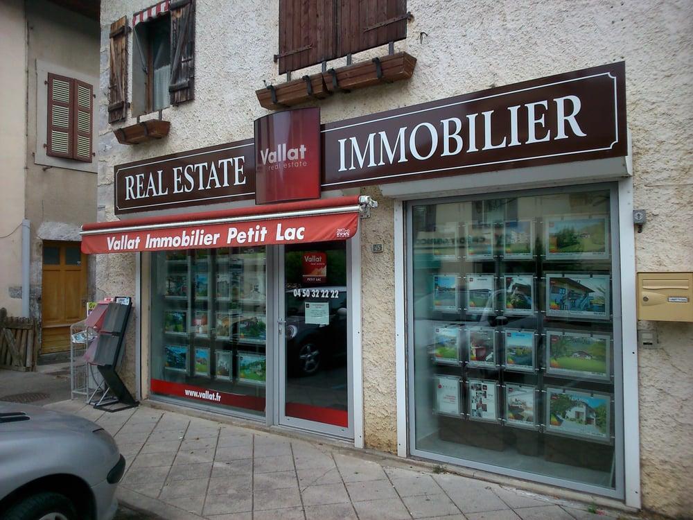 Vallat Immobilier Estate Agents 45 Rue De Macherine