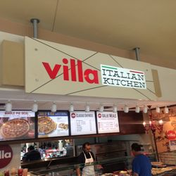 Villa Italian Kitchen Pizza 1000 Cumberland Mall Atlanta Ga