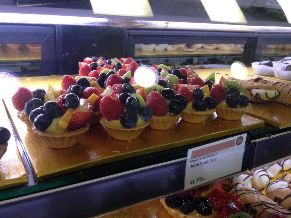 Fruits Cake Whole Foods