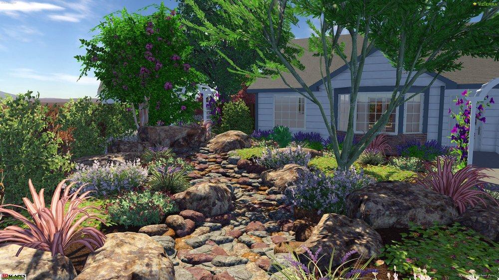 3Dscapes: Visalia, CA
