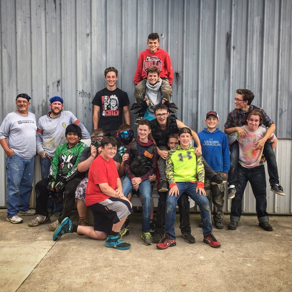 Area 52 Paintball & Family Fun Center: 702 Smith, Mackinaw, IL
