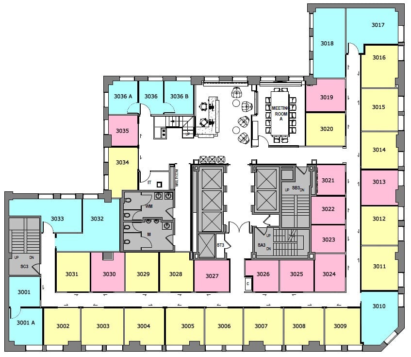 Floor Plan 3rd Floor Suites Yelp