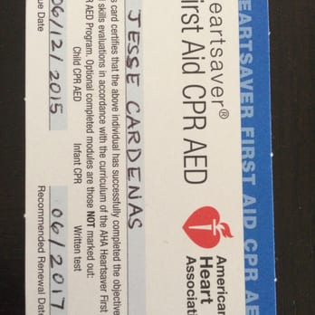 Sweet Beat CPR - CPR Classes - 3553 E Imperial Hwy, Lynwood, CA ...