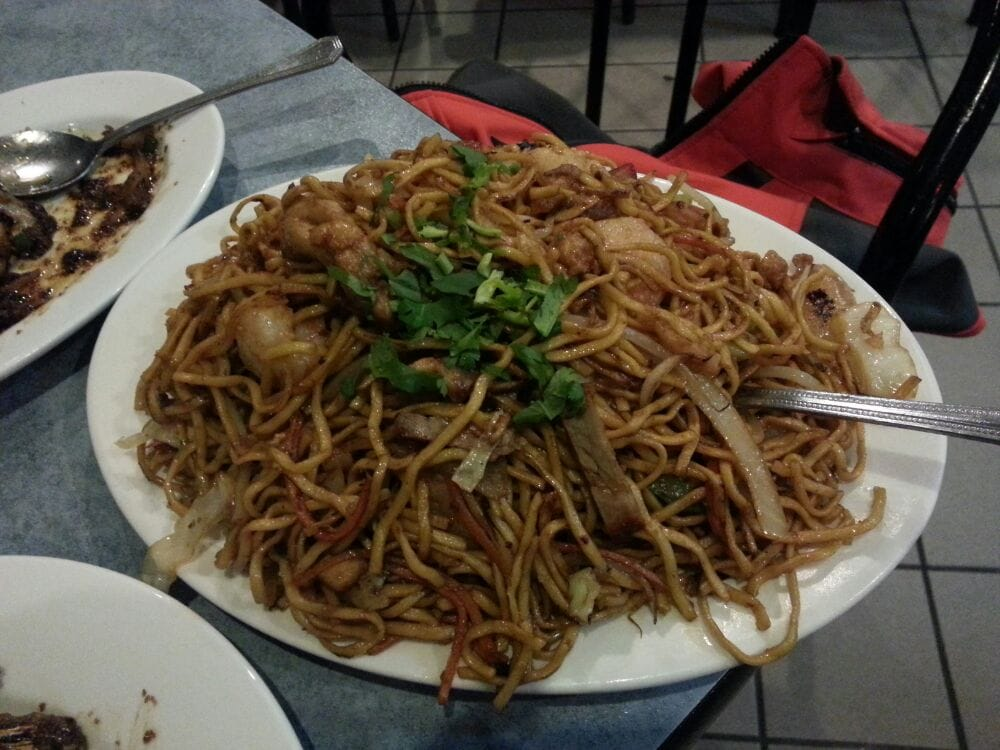 Chinese Food Near The Airport