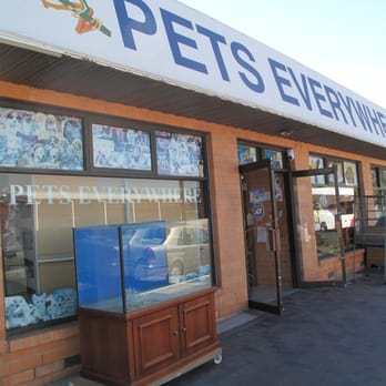 Pets Everywhere Get Quote Pet Shops 432 Prospect Rd