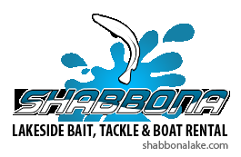 Shabbona's Lakeside Bait & Tackle: 4100 Bluebird Ln, Shabbona, IL