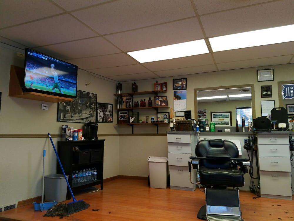 Sal's Barber Shop: 3605 Fort St, Lincoln Park, MI