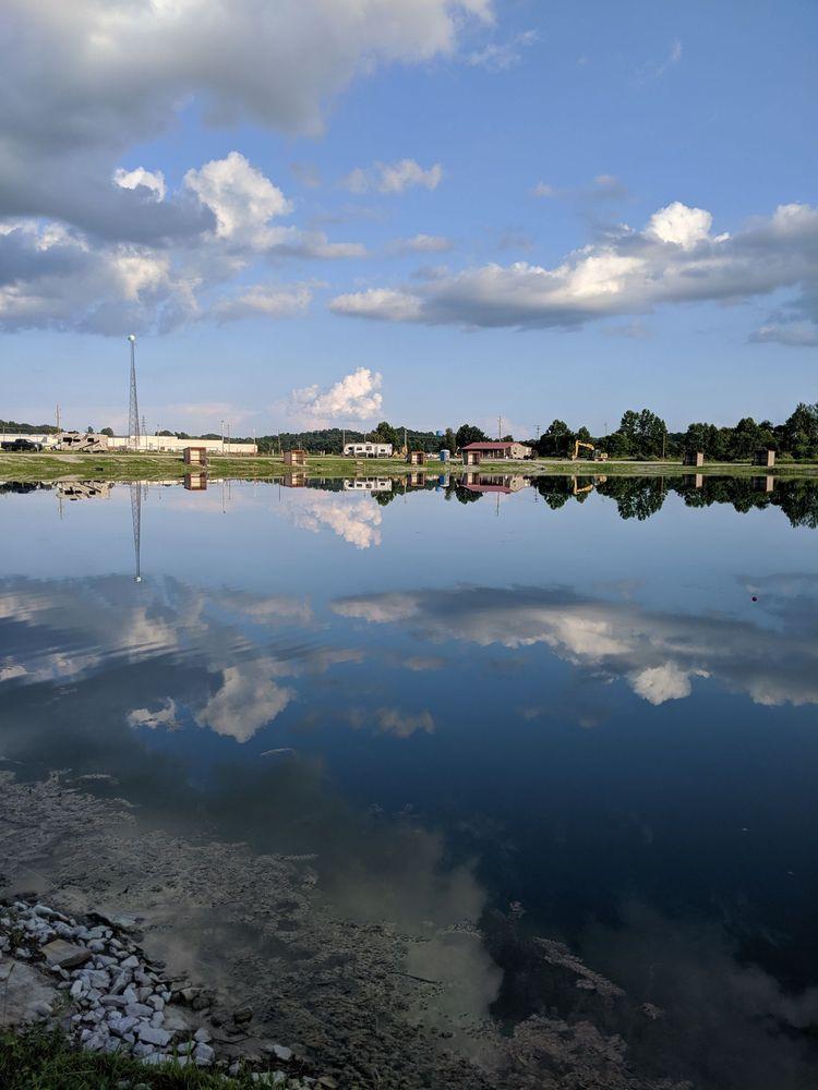 lake allan campground: 12630 Virginia Blvd, Ashland, KY