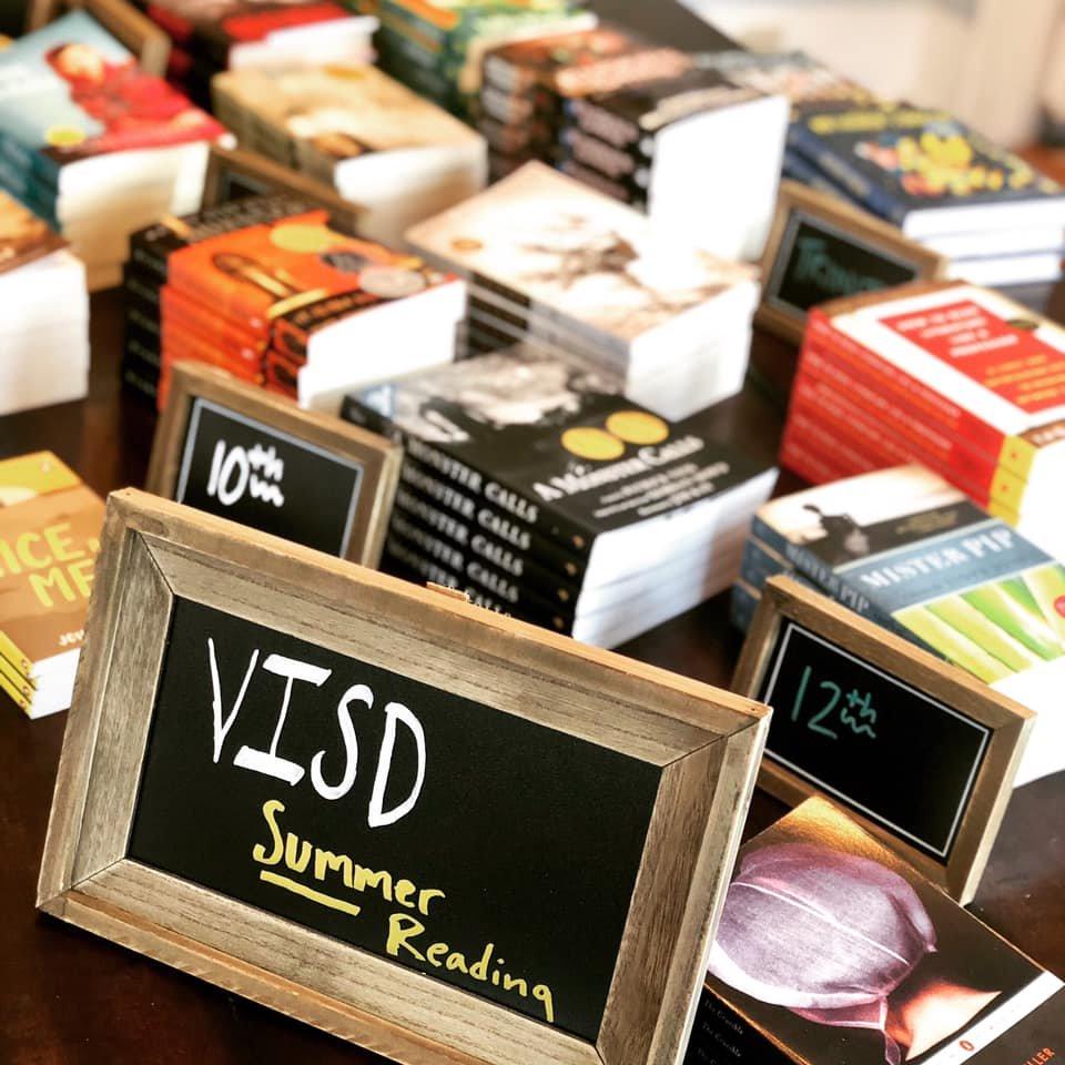 Texian Books: 201 S Main St, Victoria, TX