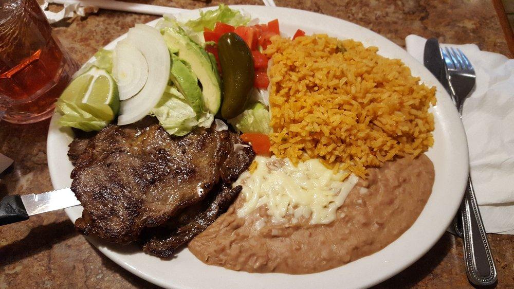 El San Jose of Lake City Mexican Restaurant: 275 W Main St, Lake City, SC