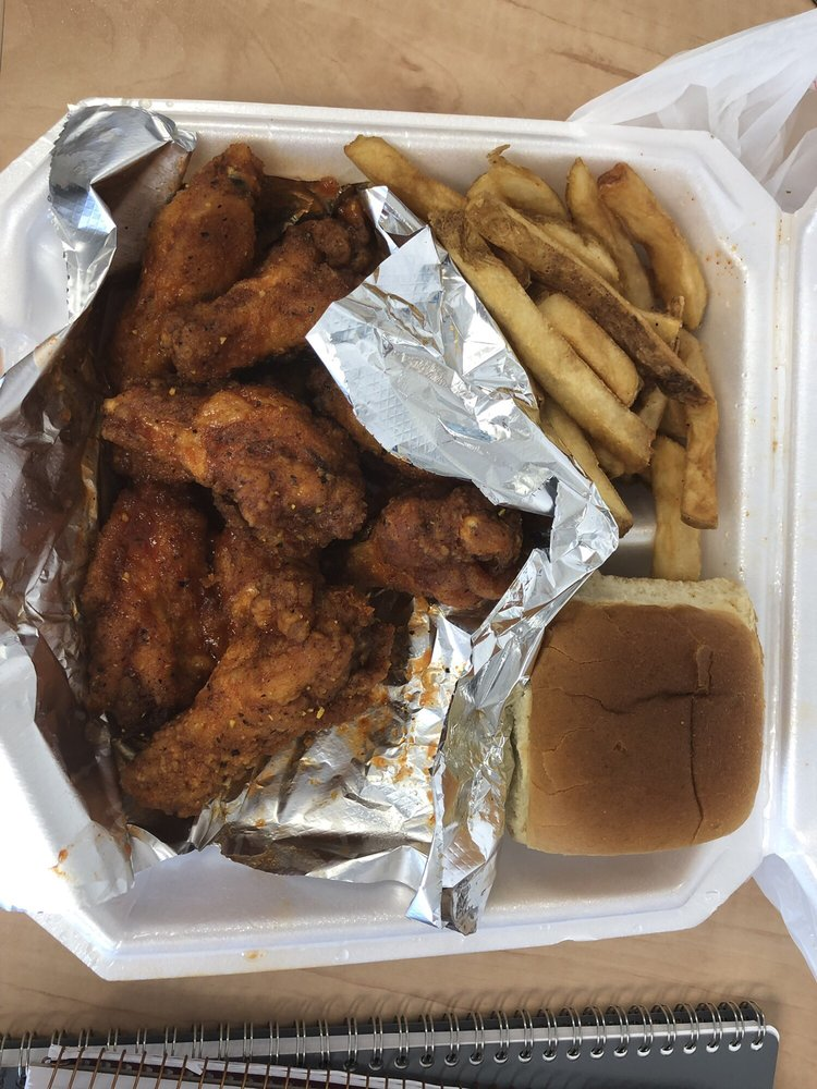 Wings Take Out