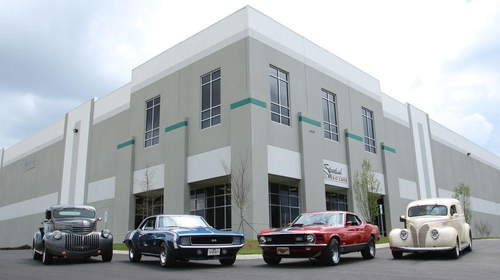 Streetside Classics - Nashville - Used Car Dealers - 6000 Reliance ...