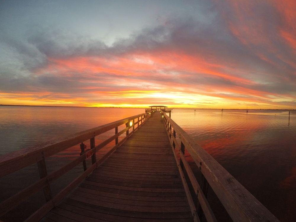 Safety Harbor Pier: 110 Veterans Memorial Ln, Safety Harbor, FL